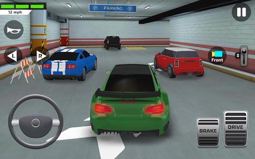 City Car Driving & Parking School Test Simulator apkdebit screenshots 10