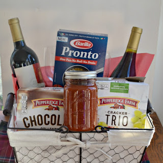 Holiday Entertaining with Robert Mondavi Wine, Barilla Pronto Pasta and Pepperidge Farm