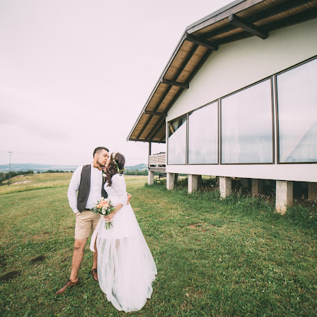 Wedding photographer Elya Minnekhanova (elyaru). Photo of 27.08.2017