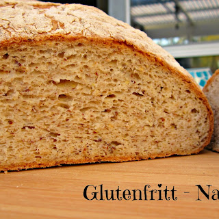 Gluten Free Buckwheat Flaxseed Bread