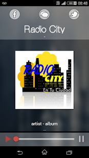 Radio City: miniatura de captura de pantalla