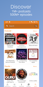 Podcast Republic Premium Apk [Premium Features Unlocked] 6