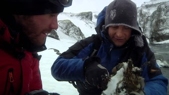 Men vs Wild with Jake Gyllenhaal