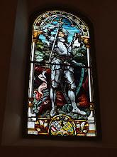 Photo: Valtaiki bažnyčia buvo pastatyta 1792 m., o 1833 m. pagal Vilhelmo Karlo Purvyčio (1872-1945) – Latvijos nacionalinės tapybos mokyklos pradininko – eskizus bažnyčia buvo papuošta 15 siužetinių vitražų – juose atsispindi religingoji kryžiuočių ordino istorija.