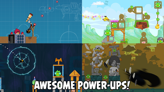 Angry Birds- screenshot thumbnail
