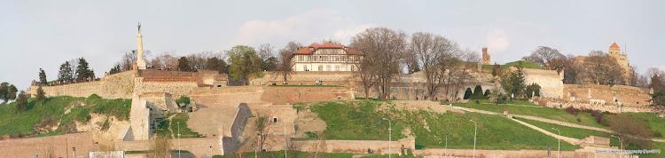 The Belgrade Fortress: