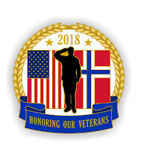 Photo: As a Veteran, I have honored the history of my uncles and cousins who fought in WW2 as Norwegians and Norwegian-Americans.