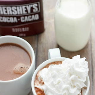 Homemade Hot Cocoa (For Two!).