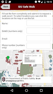SIU Safe Walk- screenshot thumbnail