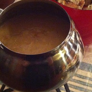 The Best Swiss Cheese and Beer Fondue