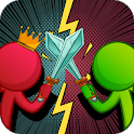 Stickman Heroes: Epic Game - Fight- Duel of sticks icon