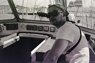 Photo: Al moll de Maó al veler d'un amic d'un amic ;)