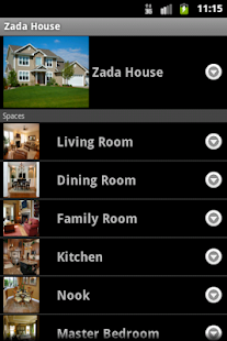 HomeZada Mobile- screenshot thumbnail