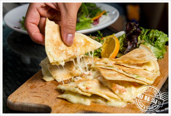 貝隆餐廳-墨西哥海鮮薄餅