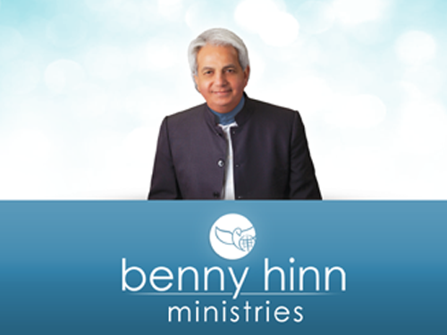 Benny Hinn Ministries- screenshot