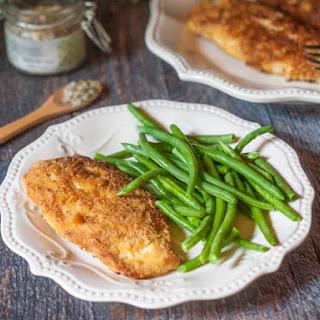 Paleo Coconut Crusted Chicken Recipe
