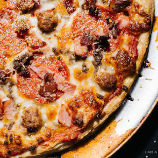 The Ultimate Meat-Lovers Pizza