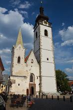 Photo: Gotycki kościół Narodzenia Najświętszej Marii Panny.