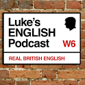 Luke's English Podcast App icon
