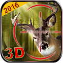 Deer Hunting Game 3D icon