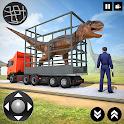 Dino Transporter Truck Simulator - Truck Game 2020 icon