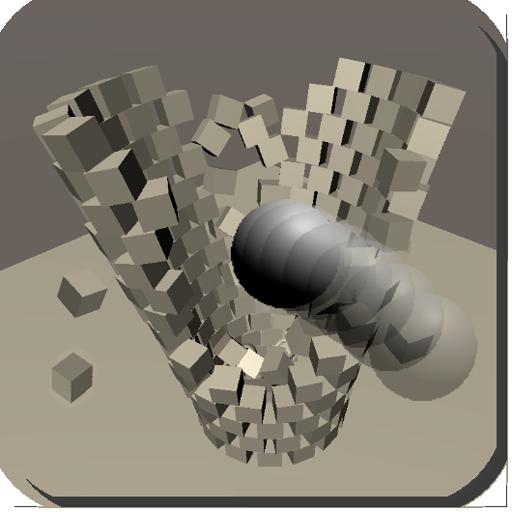 物理演算建物破壊 (game)