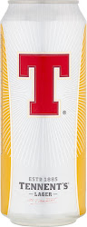 Tennent's Lager - 500ml