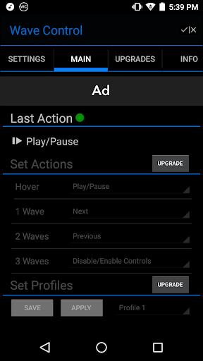 Wave Control 3.02.4 screenshots 1