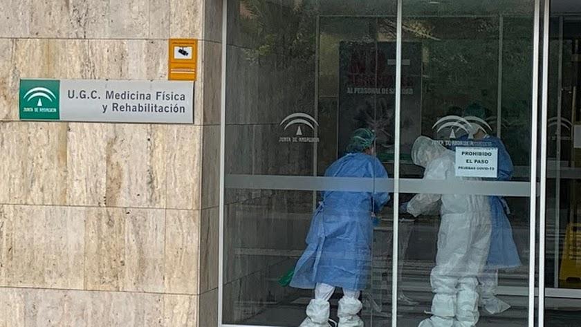 Ni un nuevo contagio en Almería en las últimas 24 horas.