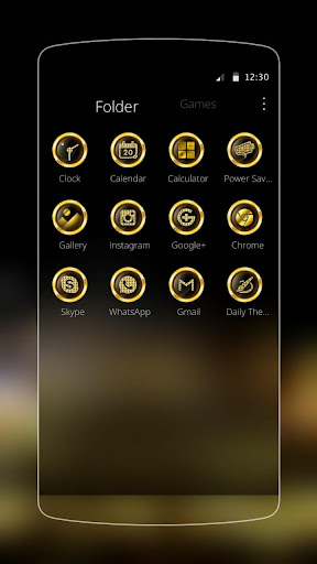 玩免費商業APP|下載黑金閃耀優雅 app不用錢|硬是要APP