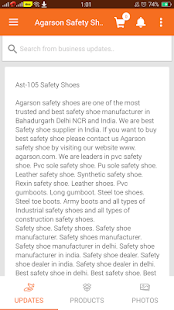 Agarson Safety Shoes - náhled