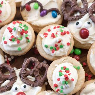 Christmas Cookies 3 Ways.