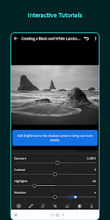 Adobe Lightroom - Photo Editor & Pro Camera Screenshot