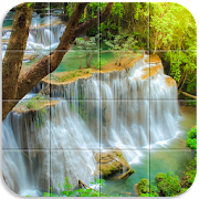 Tile Puzzle Nature