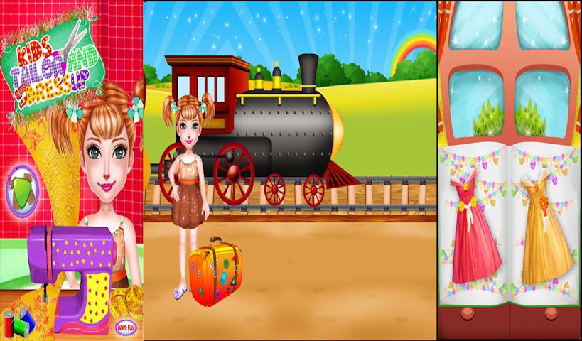 android Tailor Kleidung Mädchen Spiele Screenshot 8