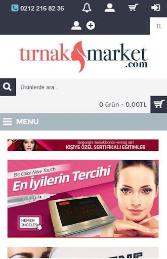 Tırnak Market