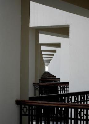 Intrigo di terrazze di Lisus