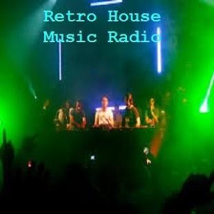 Retro House Music Radio - náhled