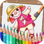 Baby Coloring Game