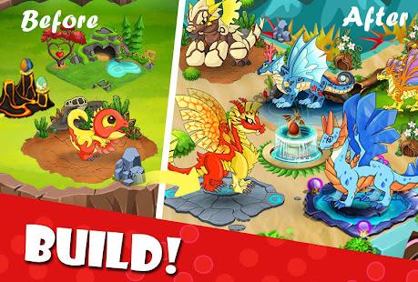 Game Dragon Battle APK for Windows Phone