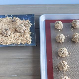 No Bake Peanut Buttter Oatmeal Balls