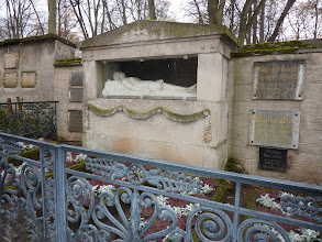 Photo: Weimar, Alter Friedhof - Goethes Familengruft