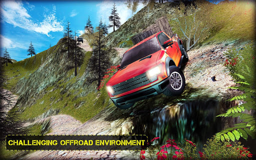 Extreme Offroad Transport Truck Driver: Hill Drive game (apk) free download for Android/PC/Windows screenshot