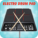 Electro Music Drum Pads: Real Drums Music Game icon
