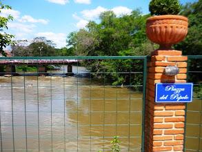 Photo: /Dali apreciamos o rio Jaguari. http://celiamartins.blogspot.com