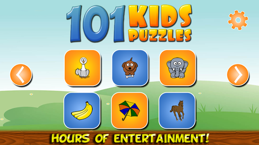 101 Kids Puzzles android2mod screenshots 12