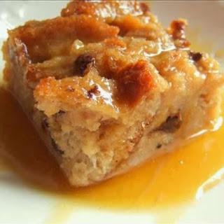 Pressure Cooker Vanilla Bread Pudding.