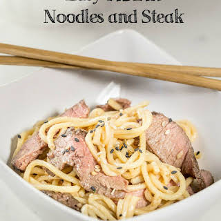 Top Sirloin Steak And Noodles Recipes.