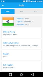 Offline World Map Atlas Pro - náhled