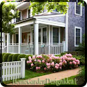 Home Garden Design Idea icon